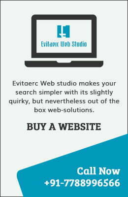 Evitaerc Web Studio